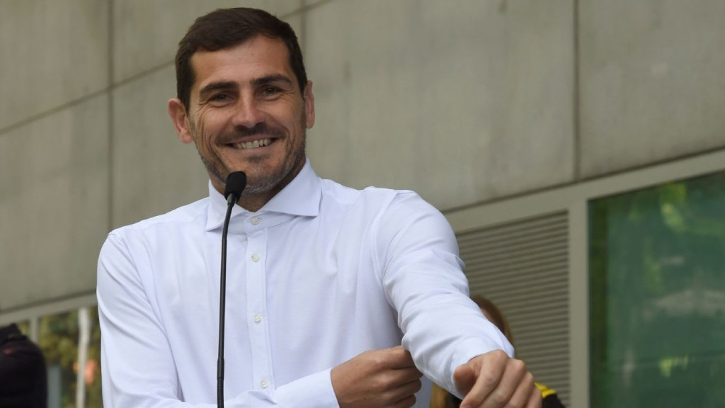 Iker Casillas proves Rocky correct over 21-year career: Life is all about getting back up