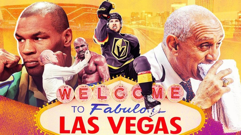Runnin' Rebels, bitten ears and 'Fan Man': Top 10 moments in Las Vegas sports history