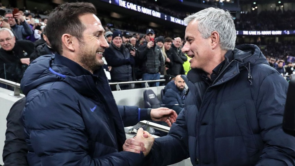 Mourinho: Chelsea under pressure to win title