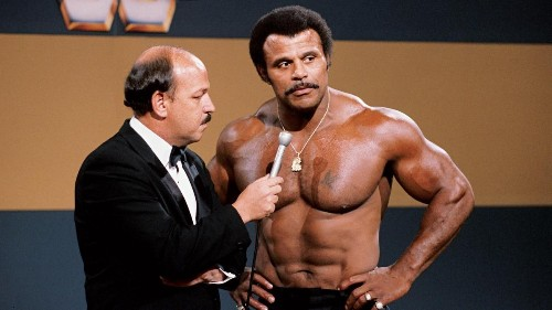 Rocky Johnson, father of 'The Rock,' dies at 75