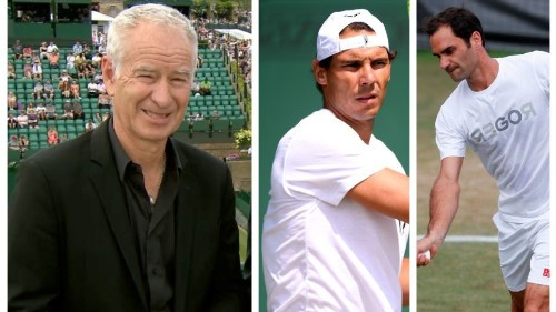 Federer vs. Nadal, through the eyes of the McEnroe brothers