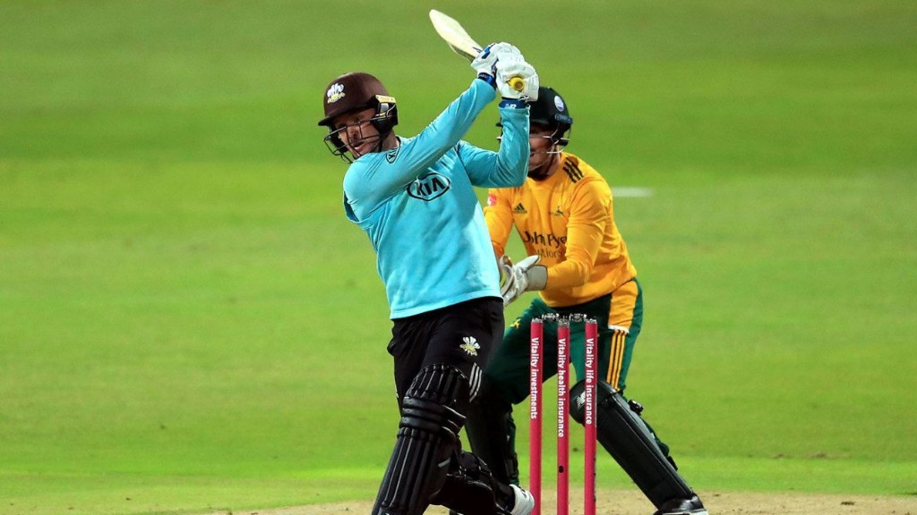 Jason Roy signing provides Perth Scorchers with opening riches