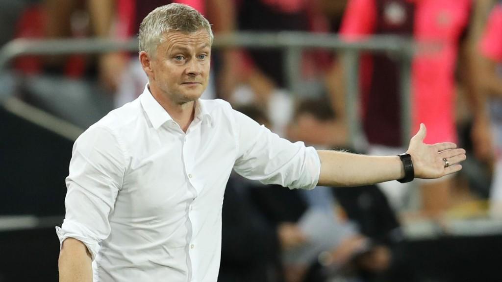 Man United window didn't 'happen as planned' - Ole