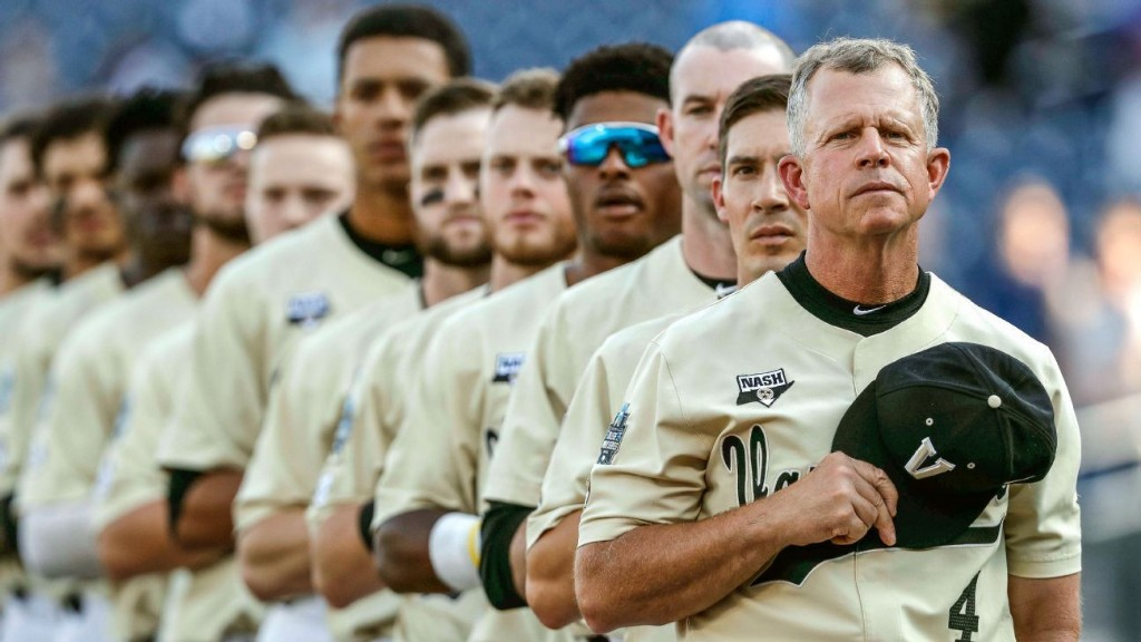 How Vanderbilt rose from the depths of grief to the College World Series