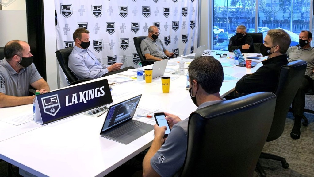NHL prospect development in a pandemic: COVID-19 impact on 2021 draft, scouting and pipeline building