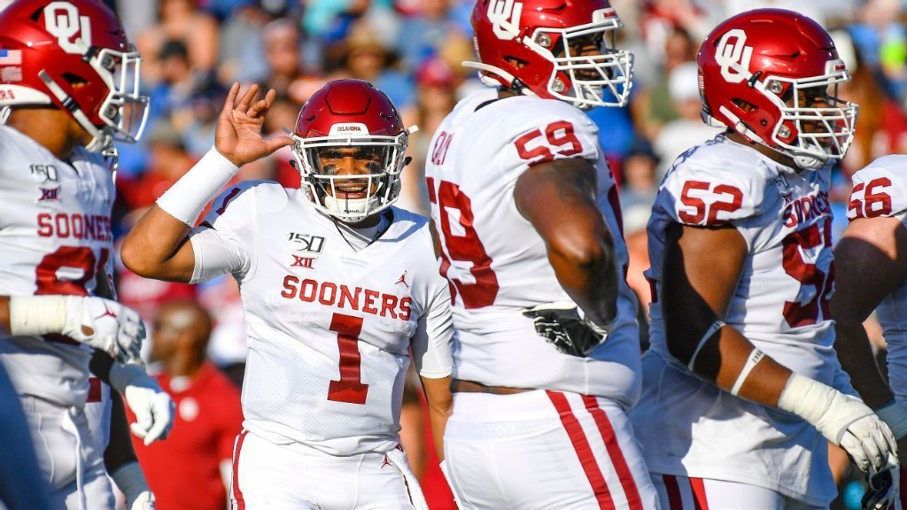 Can Oklahoma and LSU keep their offenses flying high in Week 7?