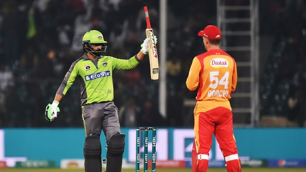 Can we all be a little more like Mohammad Hafeez?