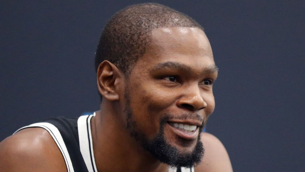 Kevin Durant rules himself out for remainder of 2019-20 season: 'Best for me to wait'