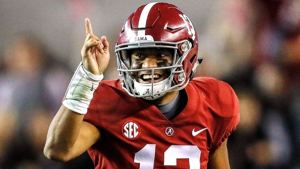 Can Tua Tagovailoa lead Alabama back to No. 1 in Year 2 as starter?