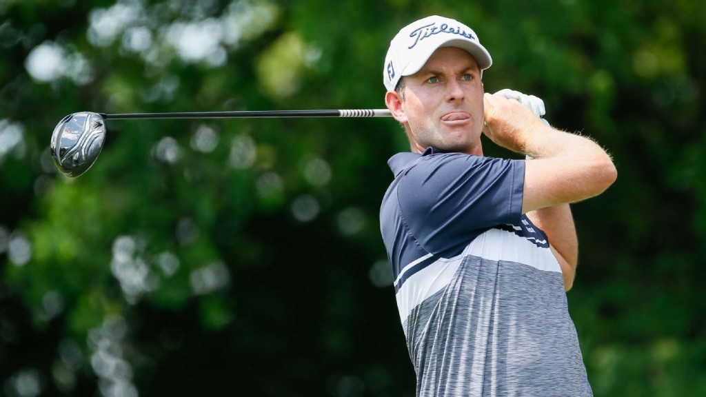 Confident Webb Simpson says 'safest place anyone can be in the United States right now is on the PGA Tour'