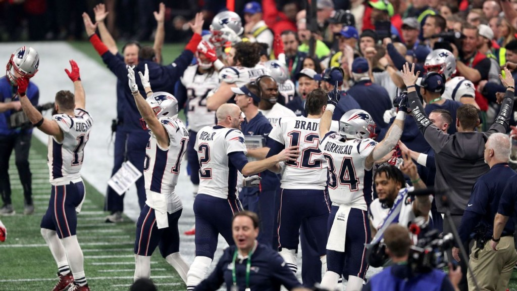 It's time to appreciate this Patriots dynasty as the greatest in sports