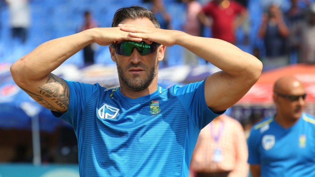 Faf du Plessis calls for better domestic structures