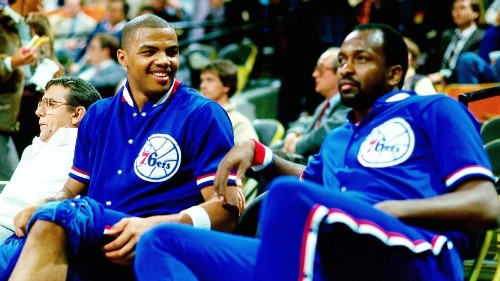 MacMullan: How Moses Malone mentored a young Charles Barkley
