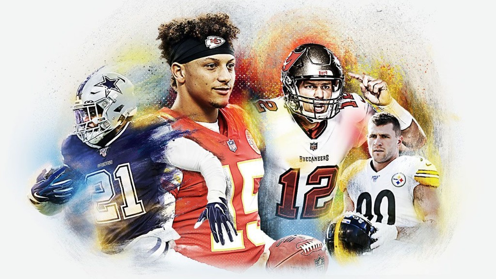 Simulating the entire 2020 NFL season: Scores and storylines for all 269 games, plus a Super Bowl champion