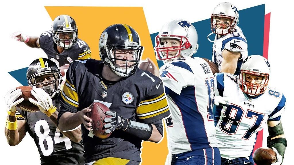NFL - Magazine cover