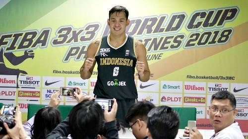 Filipino-Indonesian Biboy Enguio enjoying sudden call-up to play in FIBA 3x3 World Cup