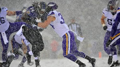 Adrian Peterson rips Ravens fans
