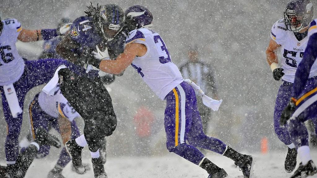 Peterson rips Ravens fans, refs following loss