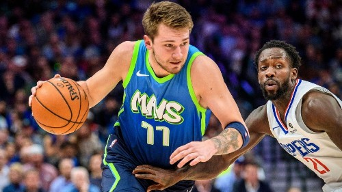 How Luka Doncic is making his NBA MVP leap so quickly