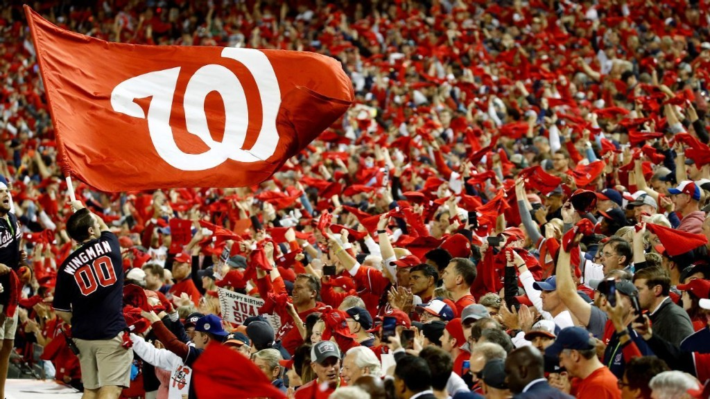 Sources: Nationals to host Yankees on Opening Day