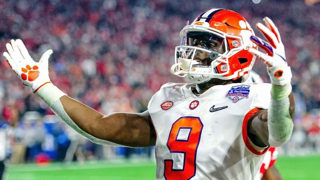 Travis Etienne is ready for his Sugar Bowl redemption -- right back in New Orleans