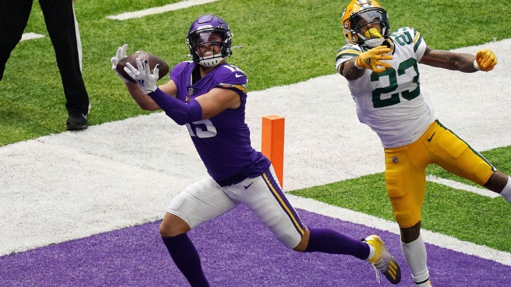 Adam Thielen and then who? Vikings struggling to find another target