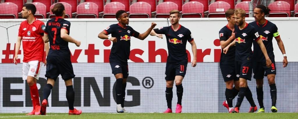 Mainz vs. RB Leipzig - Football Match Report - May 24, 2020 - ESPN