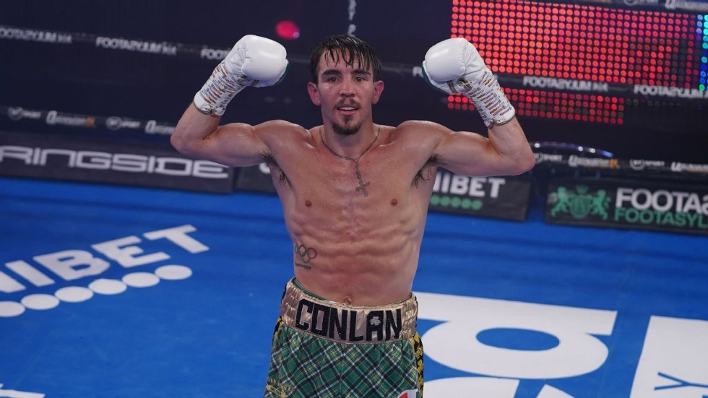Undefeated Conlan set to face Dogboe on Dec. 5