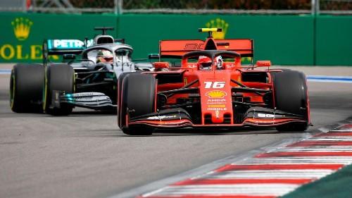 F1 - Formula One Updates - cover