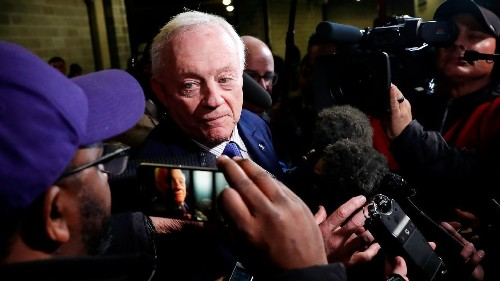 Jerry Jones questioning lack of success after 3rd consecutive loss