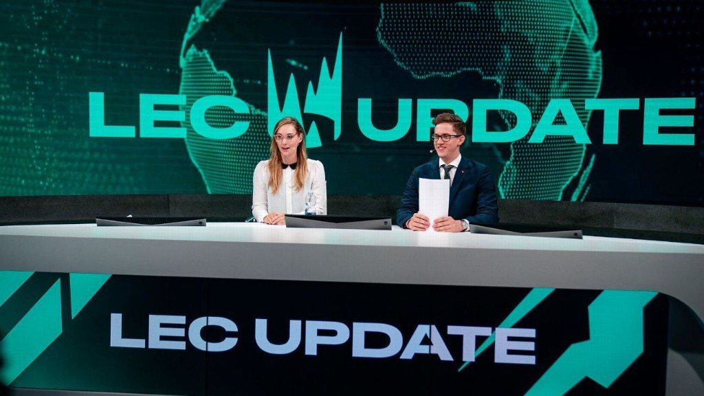 LEC to continue phased studio reopening despite Week 4 online