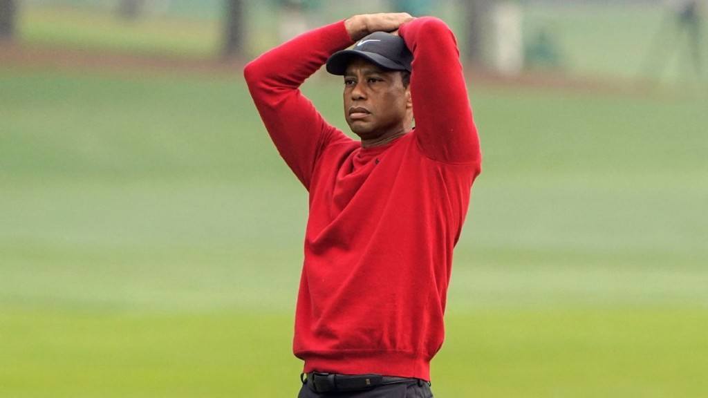 Tiger Woods and the fight with his body, his game and his motivation