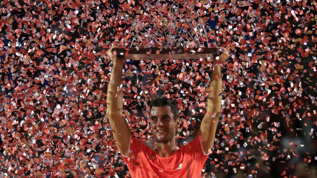 Djere wins Sardegna Open for 2nd ATP Tour title