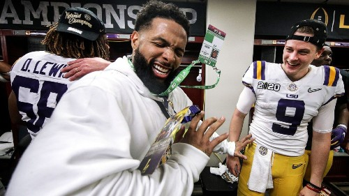 New Orleans police issue arrest warrant for OBJ
