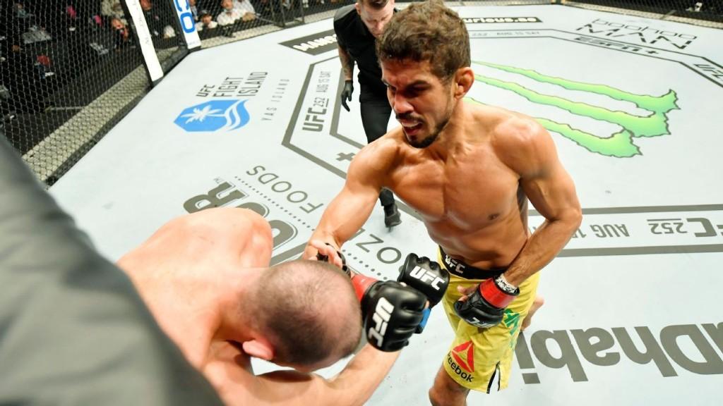 'Fight Island' Kamaru Usman vs. Jorge Masvidal -- UFC 251 live results, analysis
