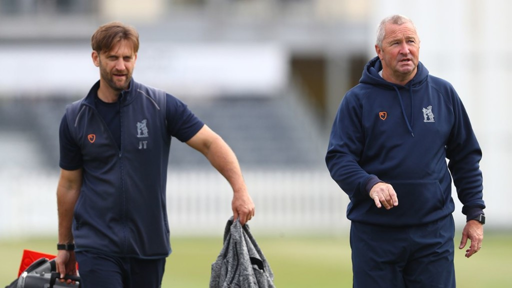 Head coach Jim Troughton pays the price for Warwickshire's slump in fortunes