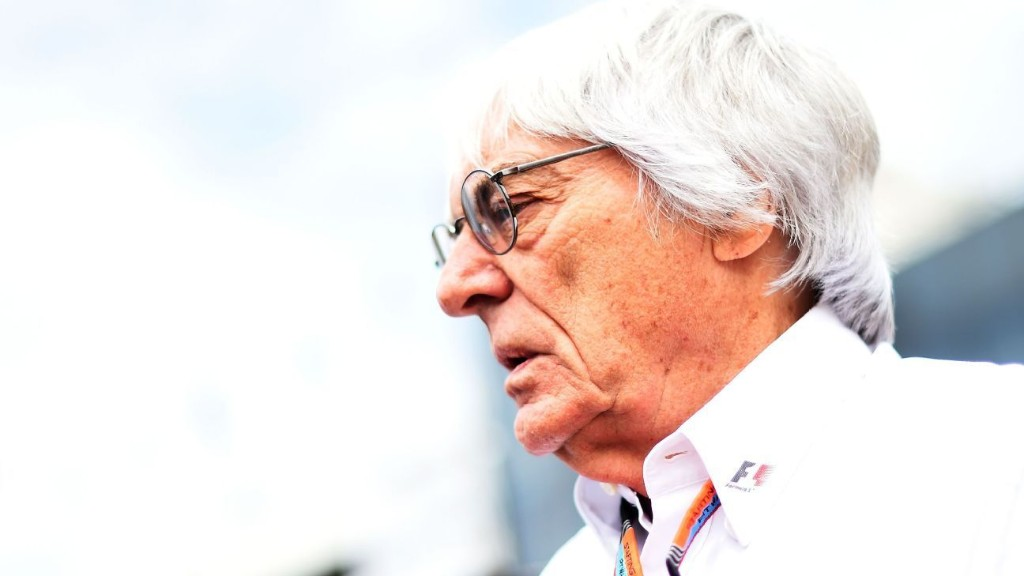 Bernie Ecclestone - F1 drivers 'shouldn't even be allowed to talk'