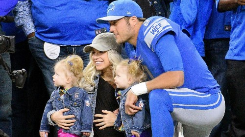 Matthew and Kelly Stafford providing $100,000 plus meals to help in COVID relief