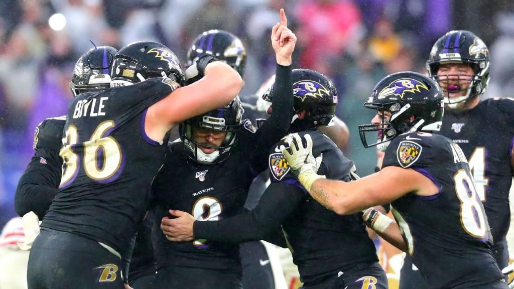 Ravens move past Patriots as Super Bowl favorites