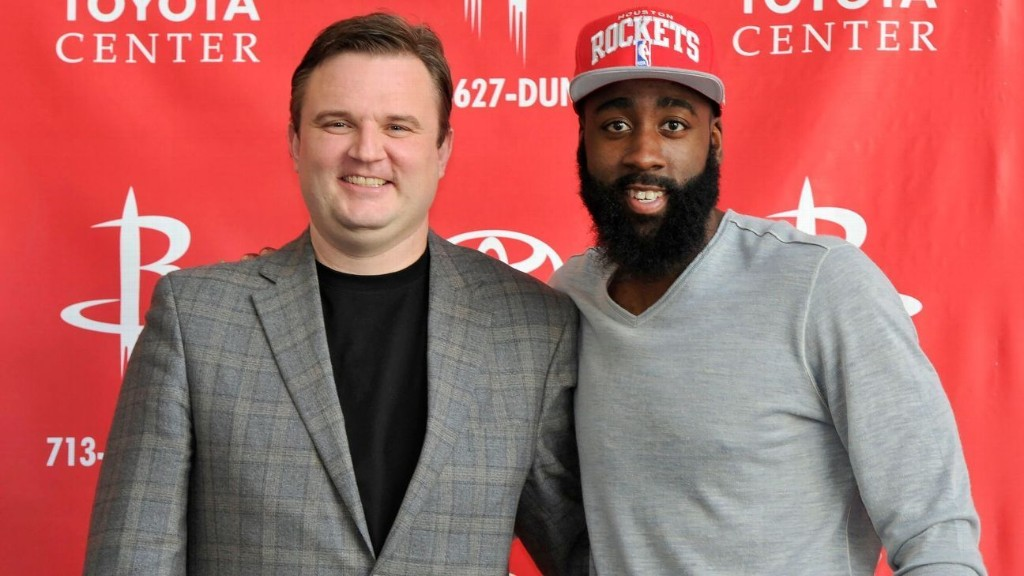 What's the legacy of Daryl Morey's Houston Rockets?