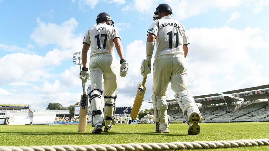 Warwickshire set to appoint Stuart Cain as new CEO