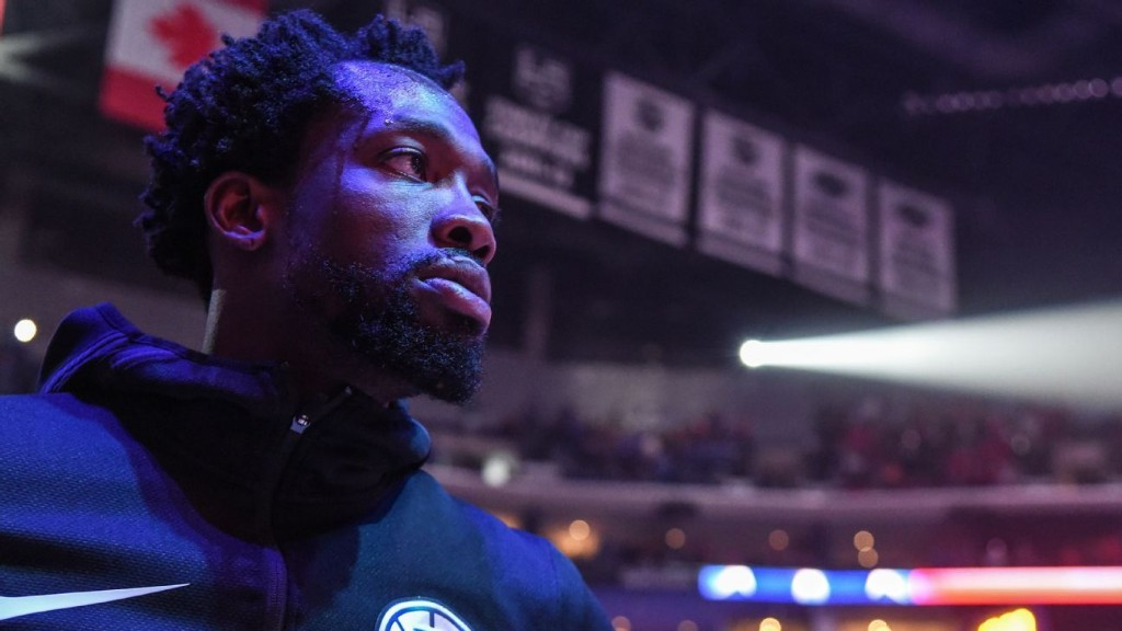 Clippers' Beverley out vs. Mavs with calf strain