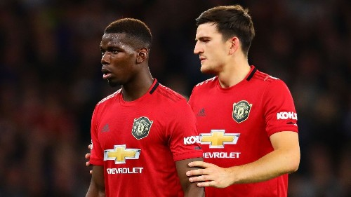 Pogba racist abuse 'disgusting' - Man United