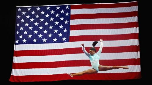 Simone Biles criticizes USA Gymnastics' choice after CEO's anti-Nike tweet