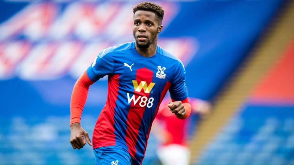 First Man United, then Arsenal: Zaha's form could attract interest from the big clubs again