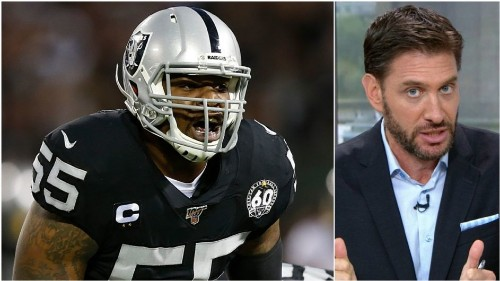 Raiders' Vontaze Burfict suspended for rest of season