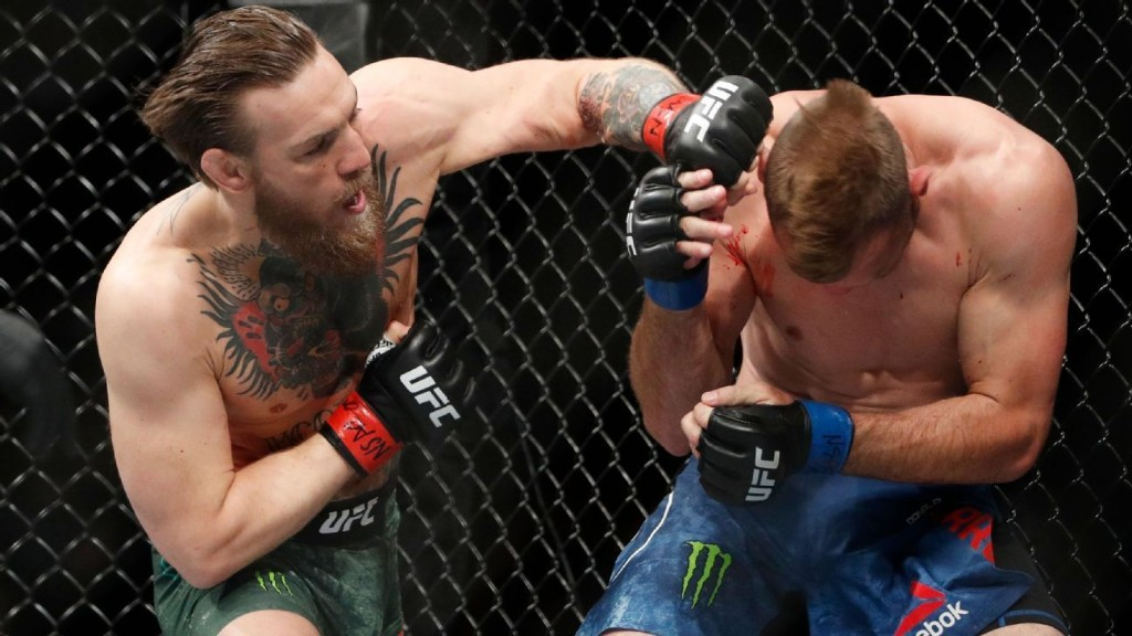 UFC real or not: McGregor vs. Poirier will be for the lightweight title?
