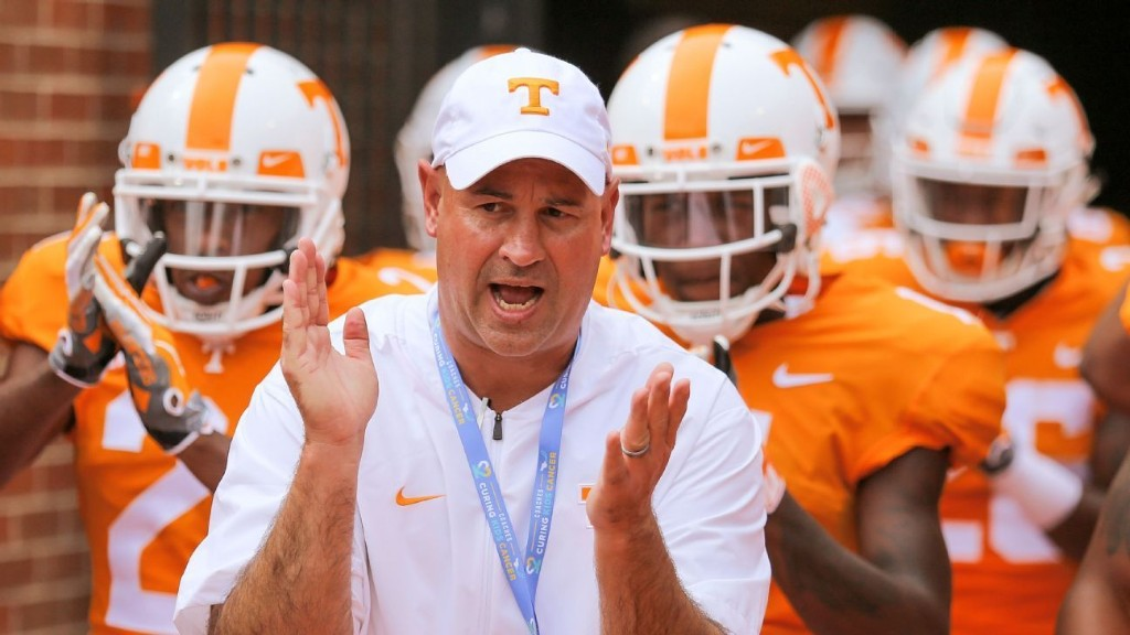 Tennessee gives coach Jeremy Pruitt two-year extension with $400K annual raise