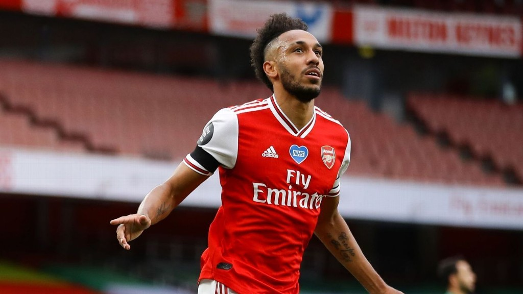 Arsenal's Aubameyang wants three-year, £250,000-a-week deal to stay at the club - sources