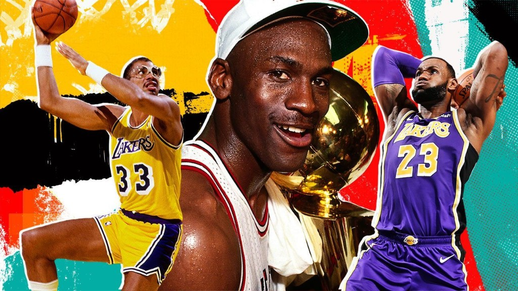 All-time NBArank, Nos. 10-1: The greatest players in NBA history
